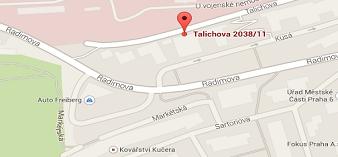 Talichova 11, Praha 6