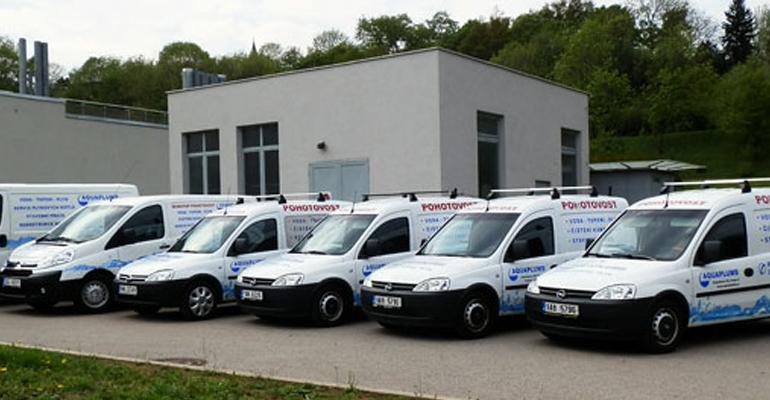 Naše instalatérské a topenářské služby